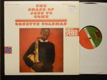 Coleman Ornette / Shapes Of Jazz To Come / 1959 / RARE!