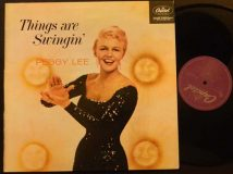 Lee Peggy / Things Are Swingin' / 1958