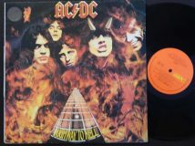 AC/DC / Highway To Hell / 1979 АВСТРАЛИЯ