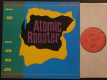 Atomic Rooster / The Best Of… / 1991 RARE!
