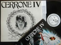 Cerrone / IV — The Golden Touch / 1978 + POSTER!