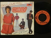 Chilly / Oh, Love You / 1982 / single