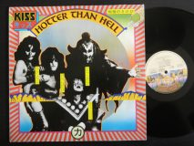 Kiss / Hotter Than Hell / 1974