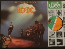 AC/DC / Let There Be Rock / 1977