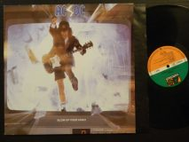 AC/DC / Blow Up Your Video / 1988