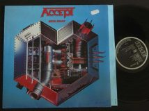 Accept / Metal Heart / 1985