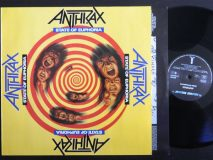 Anthrax / State Of Euphoria / 1988
