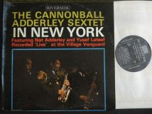 Adderley Cannonball / In New York / 1962