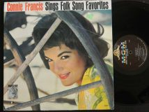 Francis Connie / Sings Folk Song Favorites / 1961