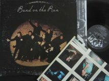 McCartney Paul — Wings / Band On The Run / 1973 + POSTER!