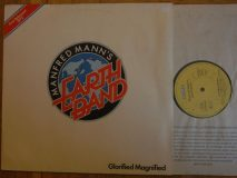 Manfred Mann's Earth Band / Glorified Magnified / 1972
