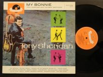 Beatles / Tony Sheridan and the Beat Brothers / My Bonnie / 1960