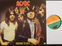 AC/DC / Highway To Hell / 1979