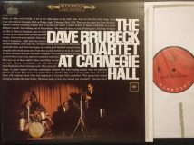 Brubeck Dave / At Carnegie Hall / 1963 / 2LPs