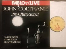 Coltrane John / The Paris Concert 1962 / 1979