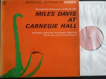 Davis Miles / At Carnegie Hall / 1962