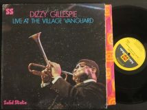 Gillespie Dizzy / Live At The Village Vanguard / 1967