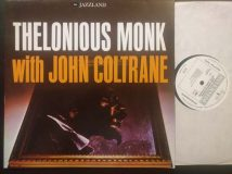 Monk Thelonious with Coltrane John / 1961