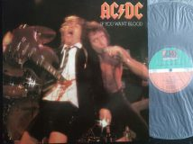 AC/DC / If You Want Blood / 1978
