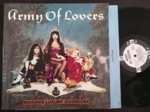 Army Of Lovers / Massive Luxury Overdose / 1991