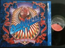 Dokken / Back For The Attack / 1987
