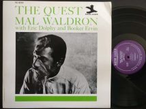 Dolphy Eric — Waldron Mel / The Quest / 1961 RARE!