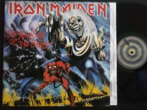 Iron Maiden / The Number Of The Beast / 1982