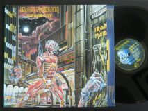 Iron Maiden / Somewhere In Time / 1986