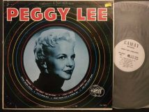 Lee Peggy / Greatest! / 50s RARE!