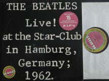 Beatles / Live! At the Star-Club in Hamburg, Germany 1962 / 1977 / 2LPs