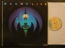Magma / Live / 1975 / 2LPs RARE PSYCH