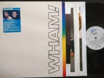 WHAM / The Final / 1986 / 2LPs LAST CHRISTMAS